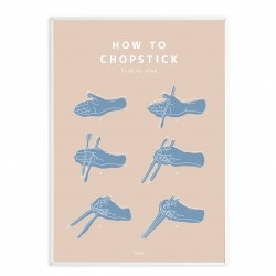"Taishō ""How to Chopstick"""