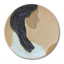 Ferm Living Hessa Ceramic Platter