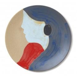Ferm Living Tala Ceramic Platter