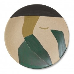 Ferm Living Dayo Ceramic Platter