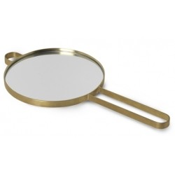 Ferm Living Poise Hand Mirror