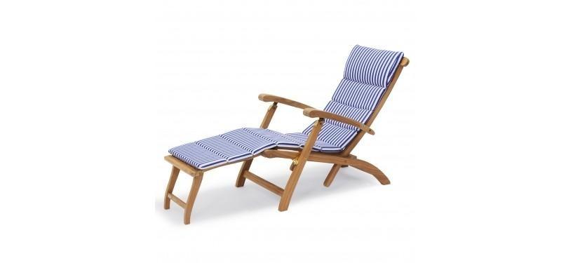 Skagerak Barriere Deck Chair Cushion