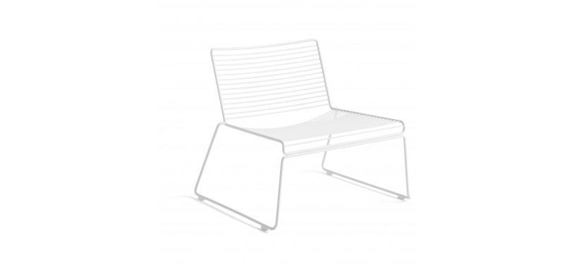HAY Hee Lounge Chair · Black