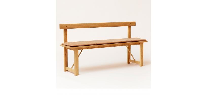 Form & Refine Position Bench 155 Leather Cushion