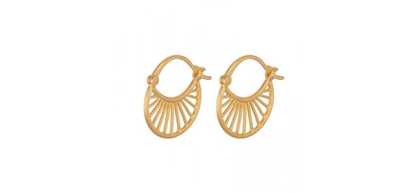Pernille Corydon Small Daylight Earrings