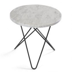 Ox Denmarq Big O Table Grå Marmor