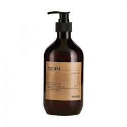 Meraki Shampoo, Cotton haze, Volume