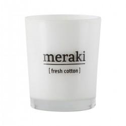 Meraki Duftlys, Fresh cotton