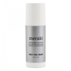Meraki Daily face cream