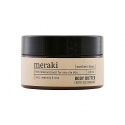 Meraki Body butter, Northern dawn