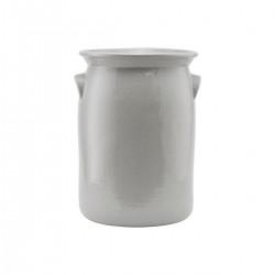 Meraki Keramik krukke, Skallegrå