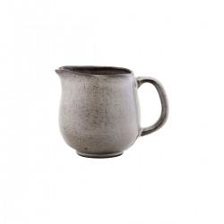 Nicolas Vahe Jug, Handmade - Stone, Grey, Finish/Colour/Size may vary