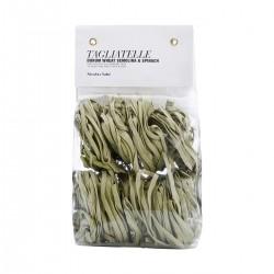 Nicolas Vahe Tagliatelle - Durum Wheat Semolina & Spinach, 250 g.