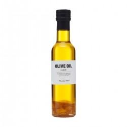 Nicolas Vahe Olive oil, Garlic, 25 cl.