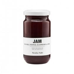 Nicolas Vahe Jam, Red bell pepper, Rasberry & chilli, 240 g.