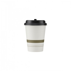 Nicolas Vahe Paper cup, To Go, Dusty green, Pack of 8 pcs