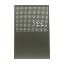 Monograph Opslagstavle, Grid, Grøn