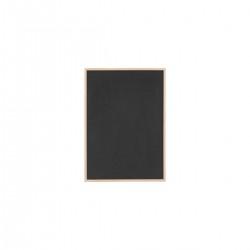 Monograph Magnetisk tavle, Sort