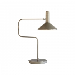 Monograph Bordlampe, Desk, Gunmetal