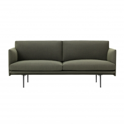 Muuto Outline 3 1/2 Seater