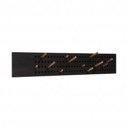 We Do Wood Scoreboard Dark Large