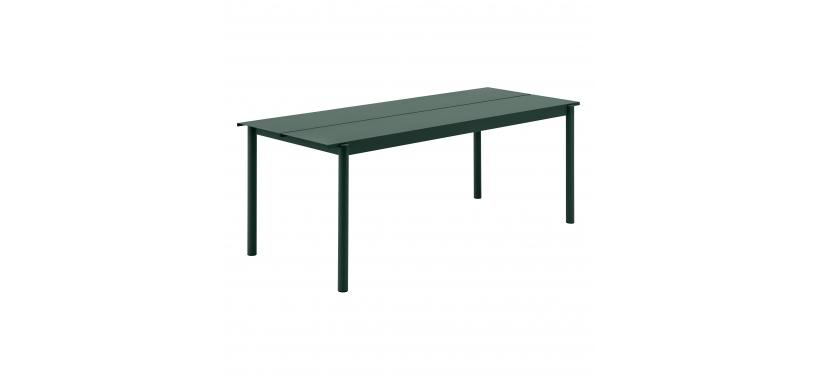 Muuto Linear Steel Table