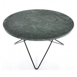 Ox Denmarq Dining O Table 100 Grå Marmor