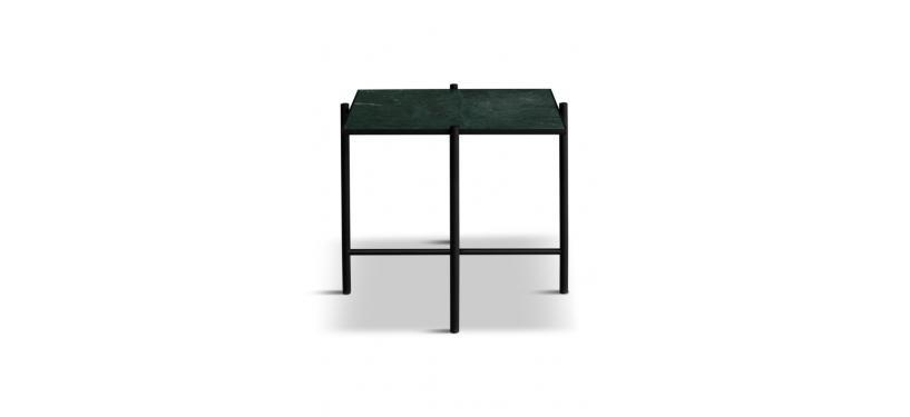 Handvärk Original Side Table · Marmor hvid · Sort