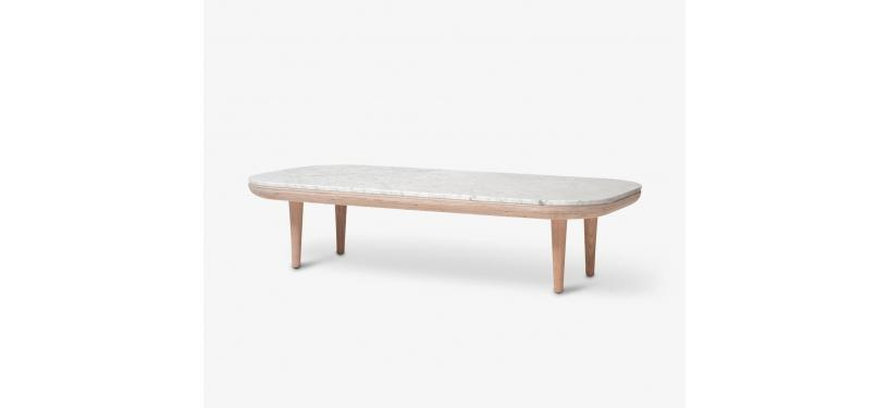 &Tradition Fly Table SC5 · Marmor Nero Marquina · Eg