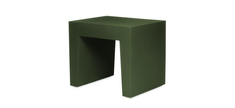 Fatboy Concrete Seat · (Genanvendt) Forest Green