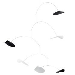 Flensted Mobiles Flyvende Tallerkener II
