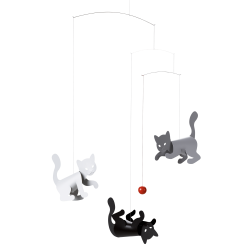Flensted Mobiles Kitty Cats