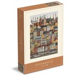 Martin Schwartz Jigsaw Puzzle Stockholm