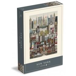 Martin Schwartz Jigsaw Puzzle New York
