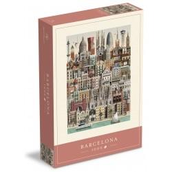Martin Schwartz Jigsaw Puzzle Barcelona