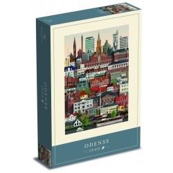 Martin Schwartz Odense Jigsaw Puzzle