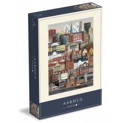 Martin Schwartz Aarhus Jigsaw Puzzle