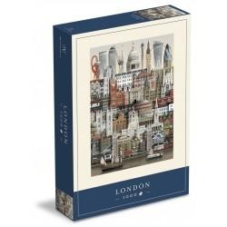 Martin Schwartz London Jigsaw Puzzle