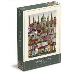 Martin Schwartz København Jigsaw Puzzle