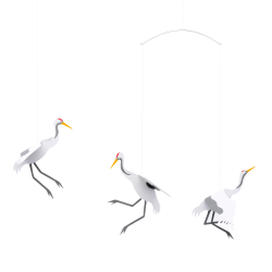 Flensted Mobiles Crane Dance