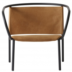 Menu Afteroom Lounge Chair · Cognac