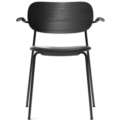 Menu Co Chair Dining Chair m. armlæn, Upholstered