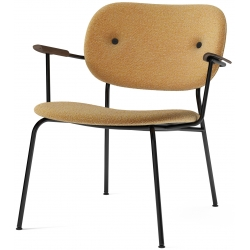 Menu Co Lounge Chair, Fully Upholstered