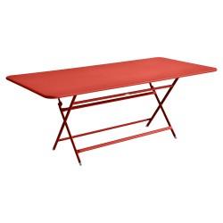 Fermob Caractére Table · 190 x 90