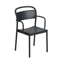 Muuto Linear Steel Armchair