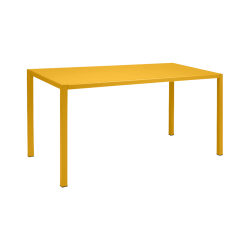 Fermob Inside Out Table · 70 x 70 · Capucine