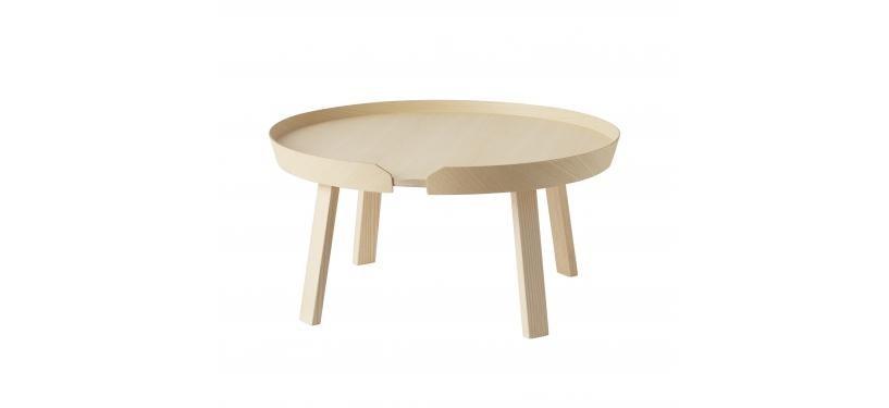 Muuto Around Table · Small · Gul