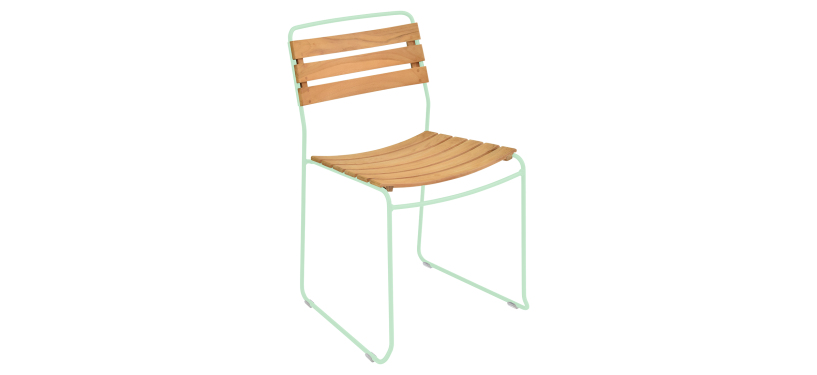 Fermob Surprising Teak Chair · Rosemary