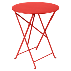 Fermob Bistro Table · Ø 60 · Pink Praline
