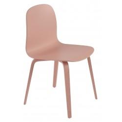 Muuto Visu Chair Wood · Sort
